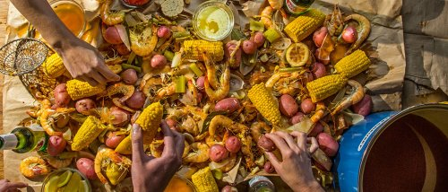Throw A Perfect Shrimp Boil With This Recipe