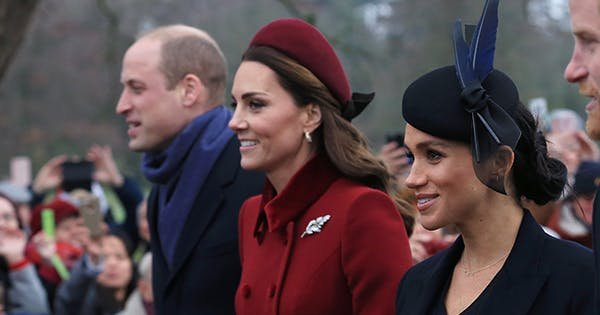 Kate Middleton & Prince William Send Meghan Markle Birthday Message from Across the Pond