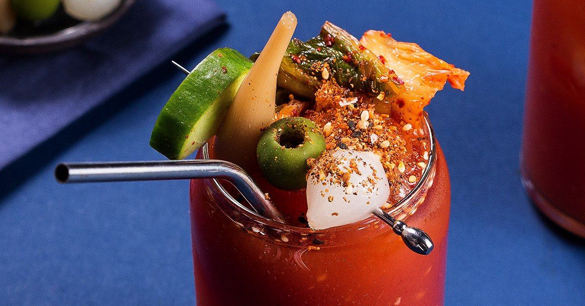 This Stacked Bloody Mary Will Cure Any Hangover