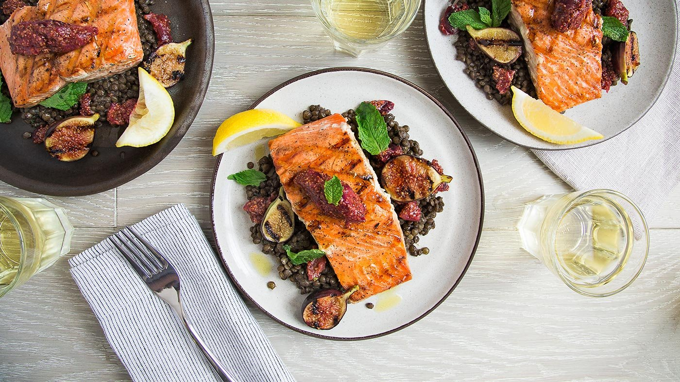 This Grilled Salmon Recipe Is The Only One You Need