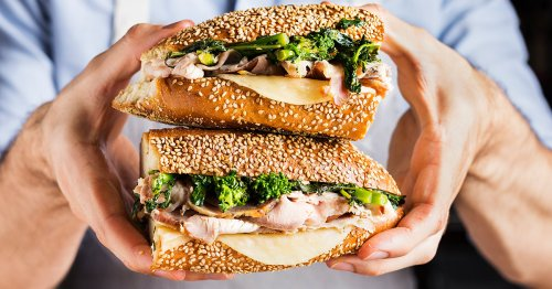 Roast Pork Makes The Ultimate Lunchtime Sandwich