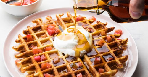 You Can't Go Wrong With Classic Belgian Waffles