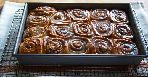 Overnight Cinnamon Rolls Are Too Easy Not To Try