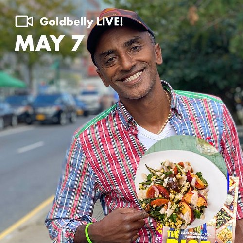 Chef Marcus Samuelsson's Mother's Day Meal Kit + Live Cooking Class