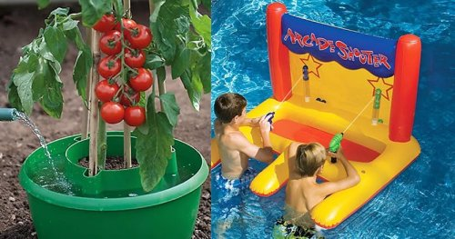 11 Random-But-Useful Finds That Will Seriously Upgrade Your Backyard