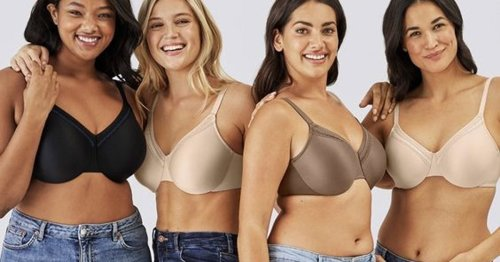 Wacoal Just Launched an App to Help You Find Your Perfect Bra Size, Once and For All