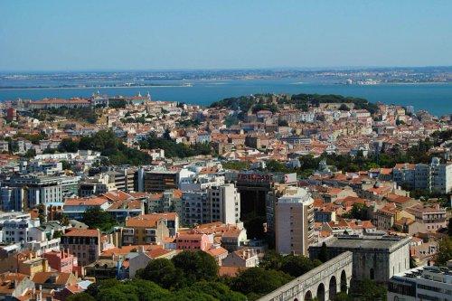 Best 10 viewpoints in Lisbon