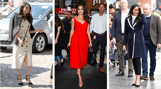10 of Meghan Markle's Best Fashion Moments You Can Recreate at Home