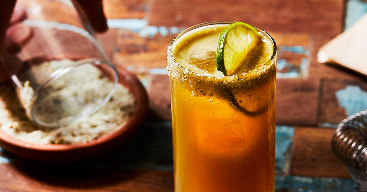 This Is The Best Michelada You'll Ever Have
