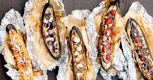 17 Camping Recipes That Aren't S'Mores and Hot Dogs