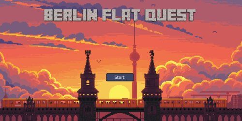 Berlin Flat Quest - Find a flat in Berlin before you run out of money & sense   Product Hunt