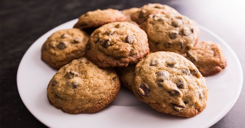 These Chocolate Chip Cookies Have A Deliciously Sneaky Twist