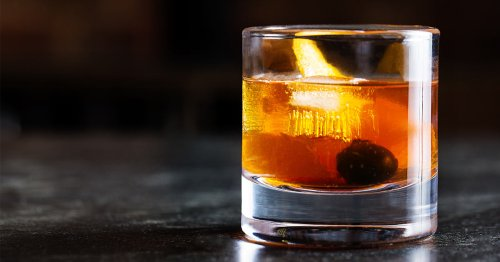 This Maple Old-Fashioned Will Impress All Your Guests