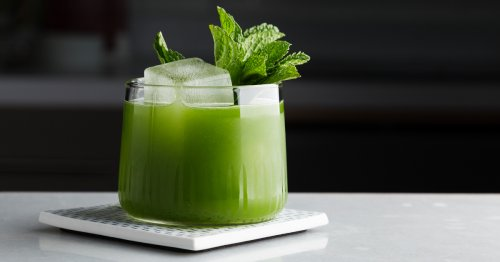 The Refreshing Matcha Cocktail You Didn't Know You Needed