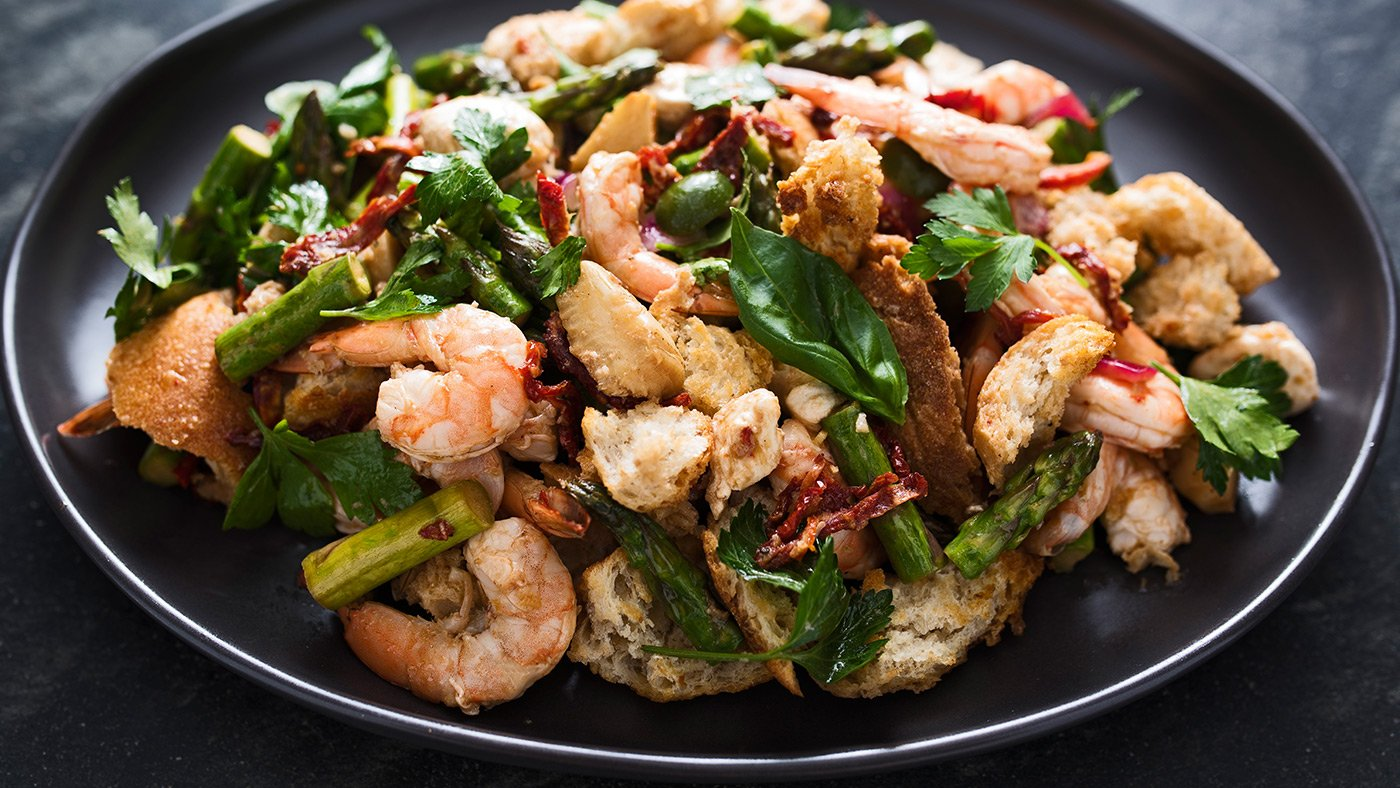 Sheet Pan Shrimp And Veggies Will Be Your New Go-To