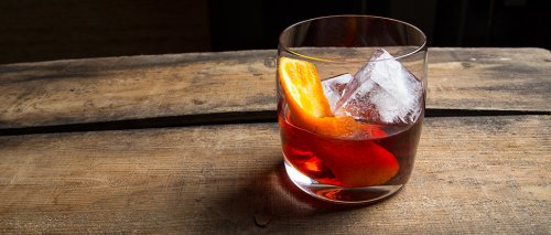 You Can't Go Wrong With A Classic Negroni
