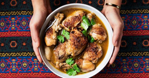 Classic Chicken Adobo Is Filipino Comfort Food at Its Finest