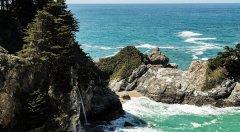 Discover california road trip