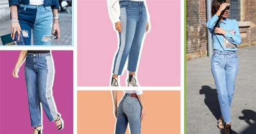 This 2015 Denim Style Is Making an Unexpected Comeback—and We're Totally on Board