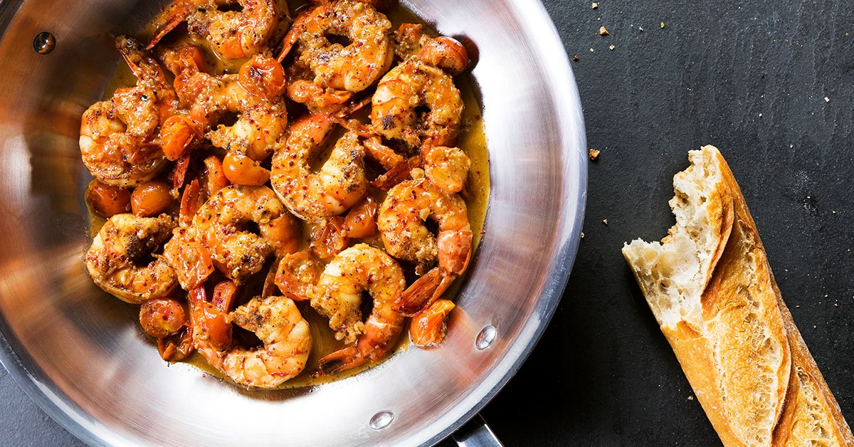 You'll Be Obsessed With This Easy Drunken Shrimp
