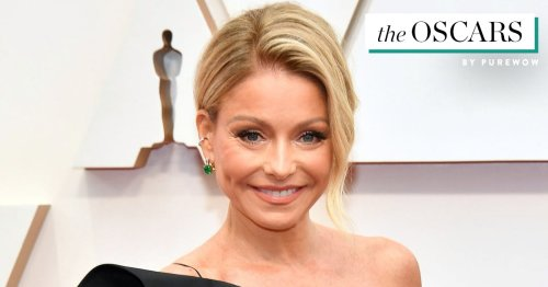Kelly Ripa Shows Off Her Oscars 'Nose Trick,' Says People Think It's Plastic Surgery