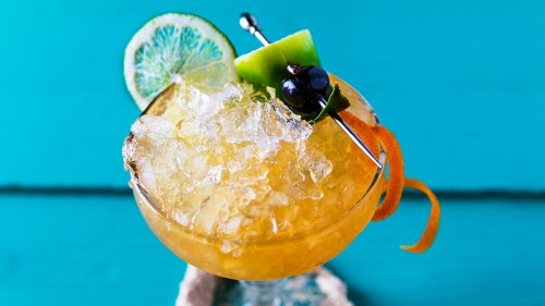 This Pineapple Daiquiri Will Transport You To The Beach