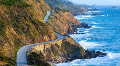 Embrace the Slow Life—and Maybe a Few Trees—in Big Sur