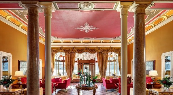The History and Mysteries of Lake Como's Most Romantic Hotel