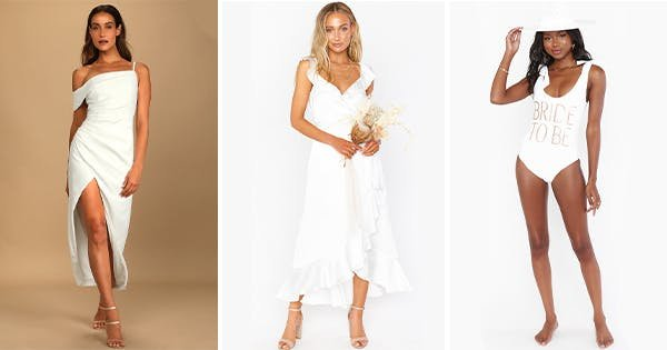 30 White Bridal Outfits To Wear For Your Pre-Wedding Festivities