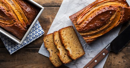 The Sneaky Ingredient That Makes This Banana Bread So Good