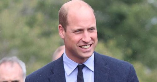 Check Out These Family Photos Prince William Keeps in His Home Office