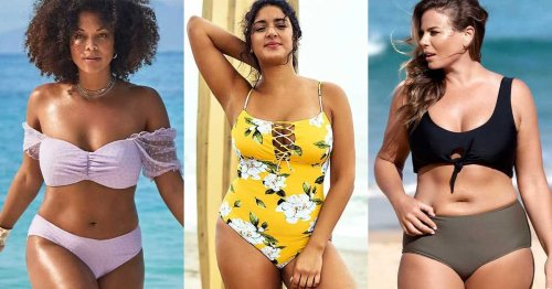 The 30 Best Plus-Size Swimsuits to Shop Before Your Next Vacation or Pool Day