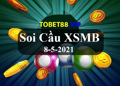 Soi Cầu XSMB 8-5-2021 | Dự Đoán XSMB Chố recommended by TOBET88.VIP (@tobet88.vip) • Kit