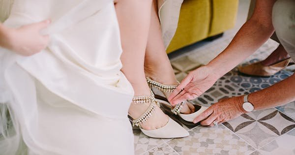 10 Comfortable Wedding Shoes That You Won't Have to Kick Off Mid-Reception