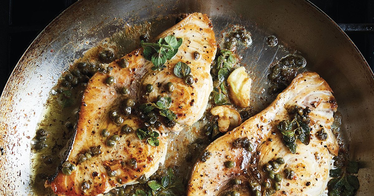 This Perfectly Crisp Fish Dinner Is Our New Favorite