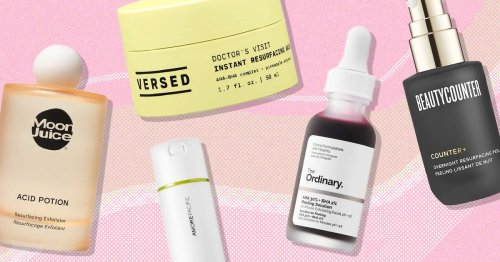 What Is the Best Chemical Exfoliant for Me?