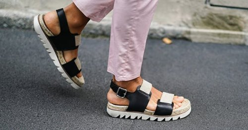 13 Sandals with Arch Support (That Aren't Birkenstocks)