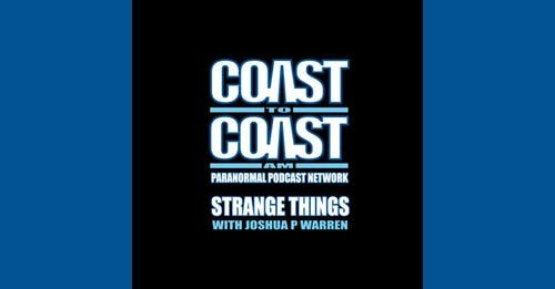 Strange Things - Episode 46: Are Aliens REALLY Experimenting on Us & Our Cattle??? on Stitcher