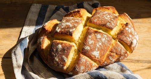 Bourbon Bread Will Be Your New Favorite Snack