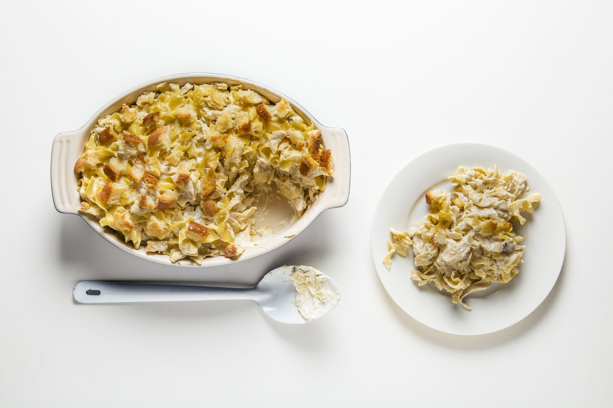 Chicken Casserole With A Twist Is To Die For