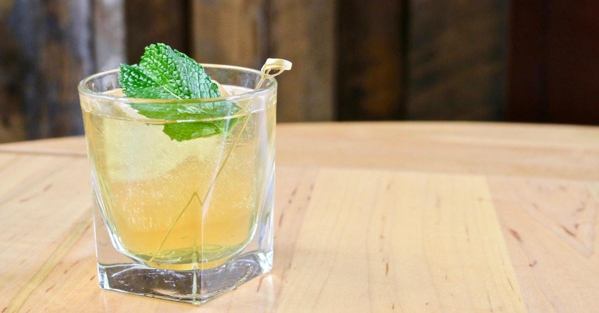 This Upgraded Mint Julep Recipe Beats All The Others