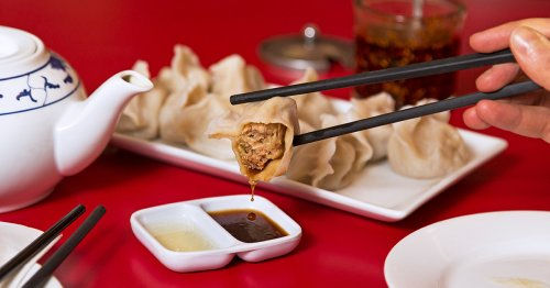 Pork And Cabbage Dumplings Are The Perfect Addition