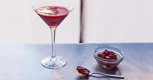 This Frozen Cosmo Will Forever Change The Way You Drink