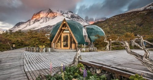 The 8 Most Jaw-Dropping Glamping Sites Around the World