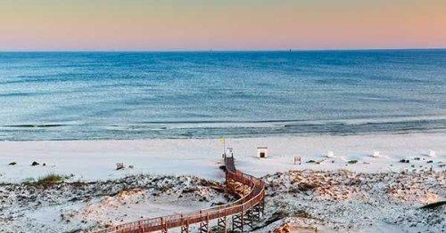 10 Quiet Beach Towns in America