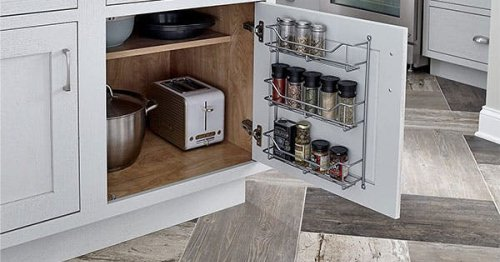 The 11 Best Kitchen Organizers to Free Up Precious Counter Space