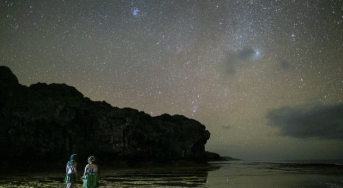This Pacific Island Just Became the World's First Dark Sky Nation