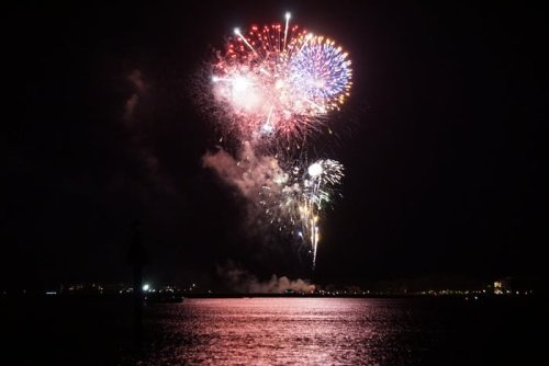 Private Sunset Fireworks Dolphin Tour | One HHI, Family Watersports Adventures