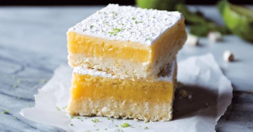Lemon Bars For When You Need A Fruity Treat
