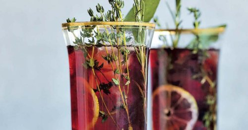 This Is What Happens When Red Wine And Bourbon Join Forces